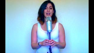 Stephanie Santana - Love Yourself/Justin Bieber Cover