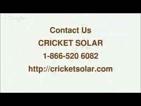 How Much Do Solar Panels Cost - 8665206082-Cricket Solar Toronto,ON