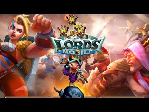 Lords Mobile 7-12 Elite/ Элитное испытание Гоблин Подрывник
