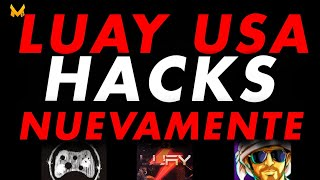 LUAY USA HACKS!  NUEVAMENTE  NUEVAS ACUSACIONES DE TRAMPA EN ENFRENTAMIENTO GOD VS 24K