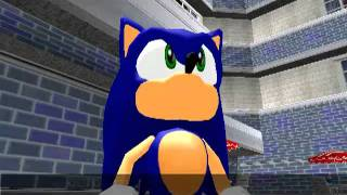 play in sonic adventure dx part 1 sonic chaos 0 emerald coast eggman mp4