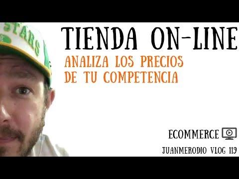 TIENDA ONLINE: Analiza los precios de TU COMPETENCIA a tiempo real