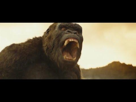 Kong: Skull Island   2017   Trailer #2 HD, Tom Hiddleston, Brie Larson