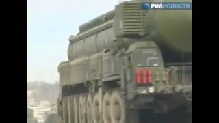 TOP 9 } Самые мощные ядерные ракеты ( 2012 г )