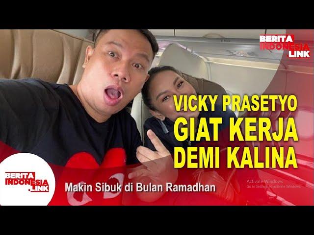 Vicky Prasetyo Ramadhan 'Pisah Ranjang'