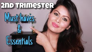 2nd Trimester Must Haves & Essentials | Pregnancy life | Kavya K