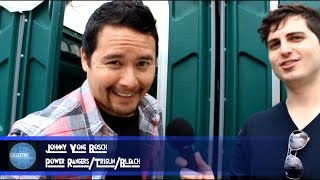 Mike on the Mic at Collective Con 2015: Johnny Yong Bosch