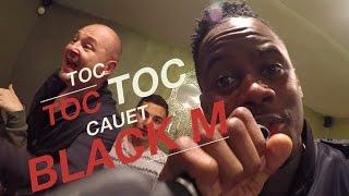 Toc toc toc Part 2 : Cauet et Black M débarquent chez un fan - C