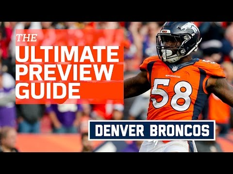 Denver Broncos 2016 Team Preview (Infographic) | NFL