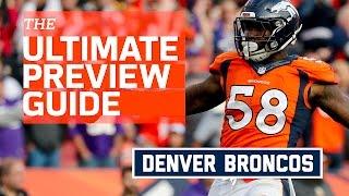 Denver Broncos Team Preview (Infographic) | NFL