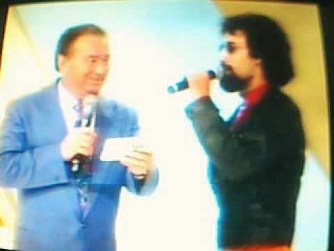 Danielzito no concurso Raul Seixas do Programa Raul Gil, 1991 .wmv