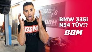 Doppelt hält besser |  BMW 335i N54 by BBM