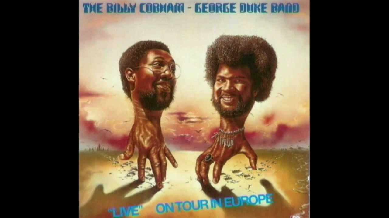 The Billy Cobham George Duke Band Almustafa The Beloved Youtube