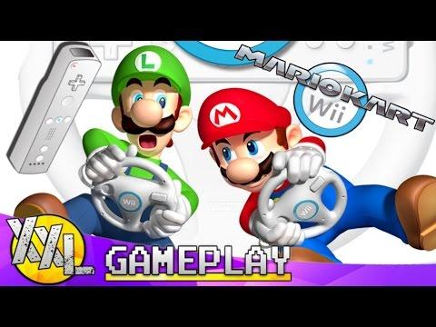 Mario Kart Wii - XXLGAMEPLAY
