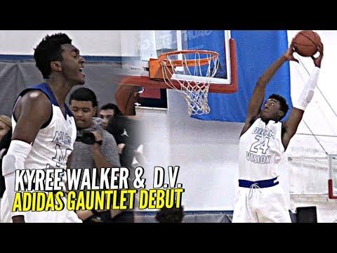Adidas Gauntlet LA! Kyree Walker (Dream Vision) Takes On Ethan Anderson (Pump N Run)