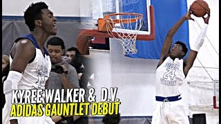 Adidas Gauntlet LA! Kyree Walker (Dream Vision) Takes On Ethan Anderson (Pump N Run)