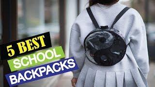 5 Best Backpacks For School 2019   Top 5 Backpacks For School  Best Backpacks For School Reviews