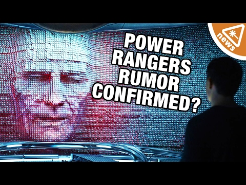 How Bryan Cranston Just Confirmed a Major Power Rangers Rumor! (Nerdist News w/ Jessica Chobot)