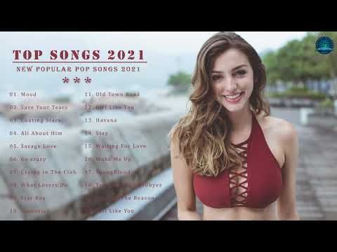 Best Pop Music Playlist 2021 🍇 Latest English Songs 2021( New Song 2021 ) 🍇 Pop Hits 2021