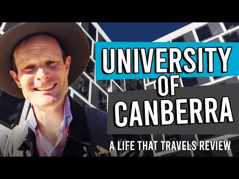 The University Of Canberra [An Unbiased Review By A Life That Travels]