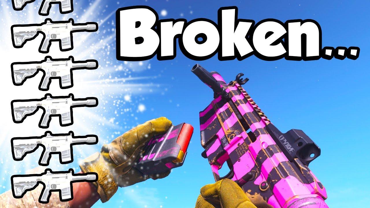 The MINI SHOTGUN is BROKEN... (Call of Duty: Modern Warfare)