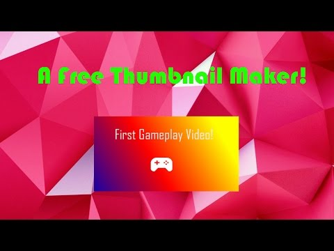 How to Create Custom YouTube Thumbnails - Free Thumbnail Templates - Ray The Video Guy from YouTube · Duration:  4 minutes 12 seconds
