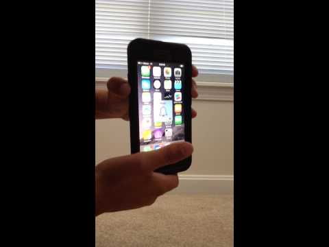 How to turn phone ringer on/off on IPhone 6/6s