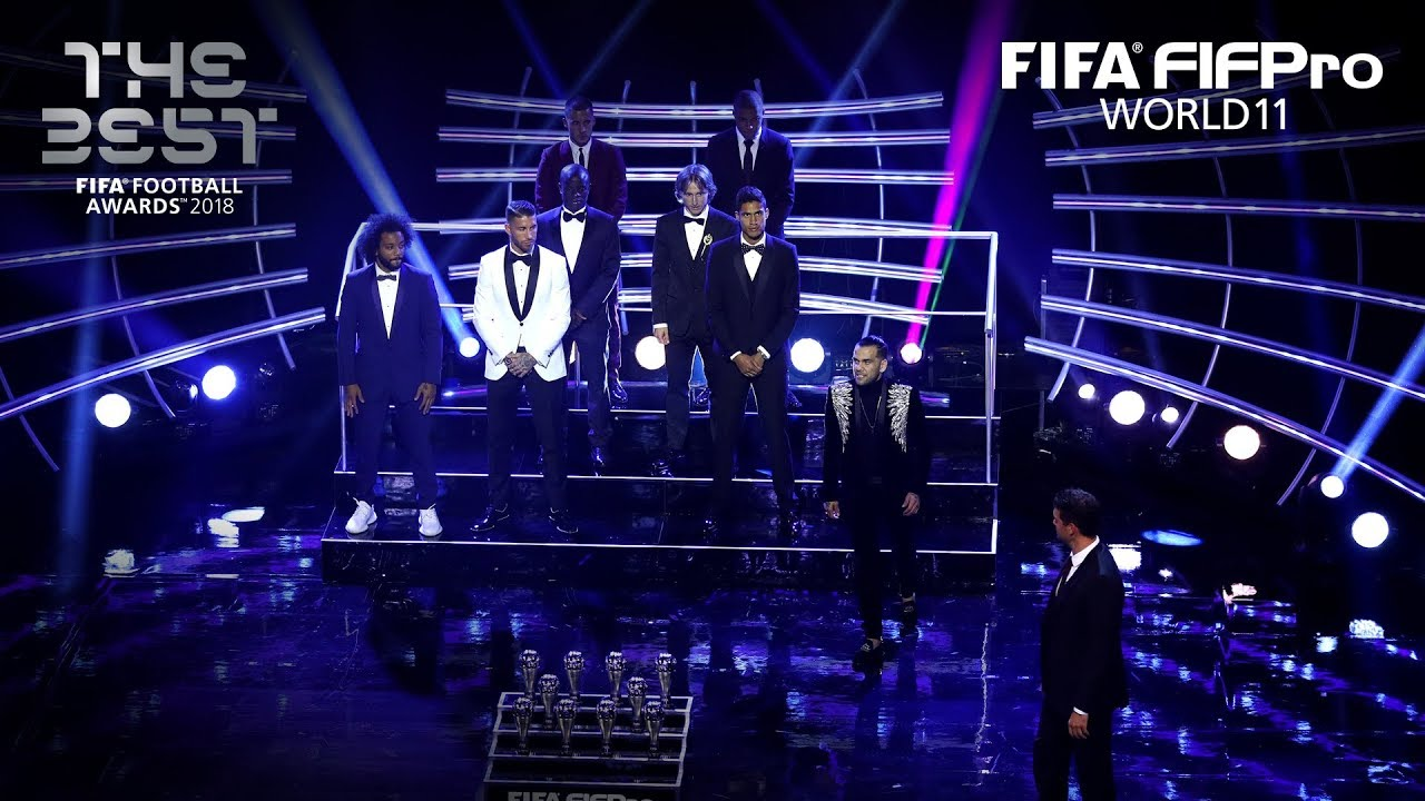 2018 FIFA FIFPro World 11 - Announcement! - YouTube