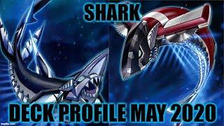 Gambar cover SHARK DECK PROFILE (MAY 2020) YUGIOH!