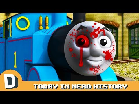 Thumbnail: 5 Creepy Thomas the Tank Engine Episodes Worse than any Horror Movie