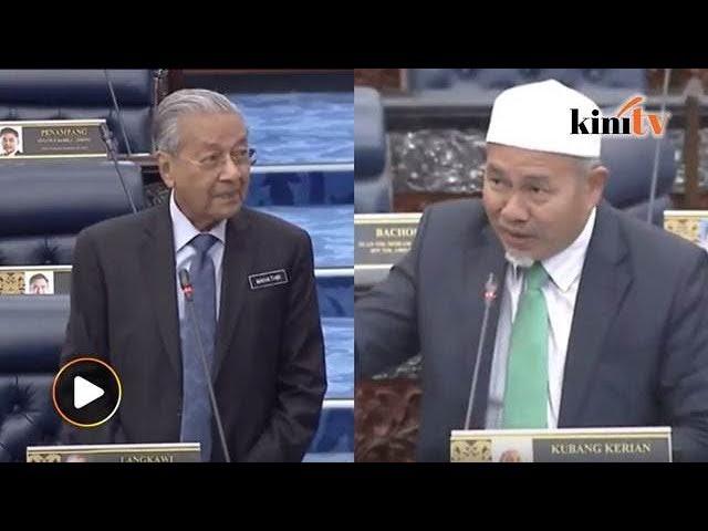 Dr M sindir Tuan Ibrahim