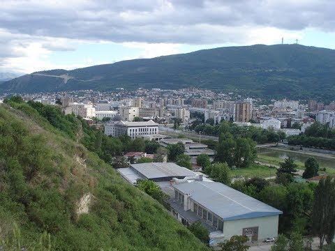 Skopje (Скопје) - Capital da Macedônia