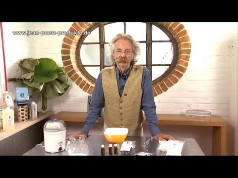 Jean Pütz  - Joghurt selber machen