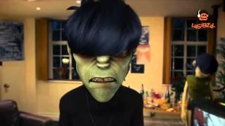 Gorillaz - Dressing Room (El Vestuario) 3 Partes Subtitulada en Español
