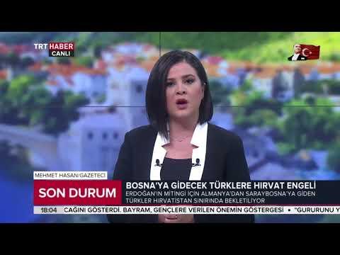 Bosna Hersek'e gidecek Türklere Hırvat engeli