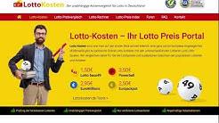 LottoKosten.de – Ihr Lotto Kosten und Preise portal