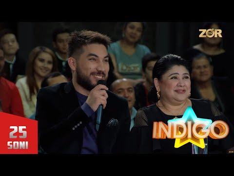 Indigo 25-soni (15.11.2017)