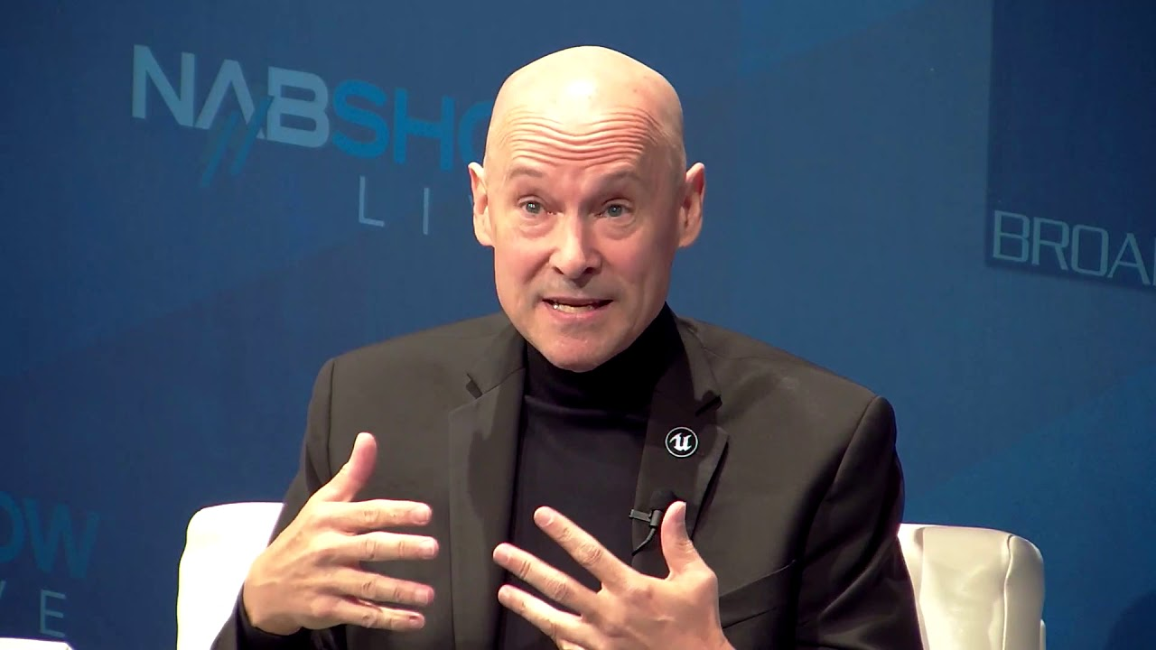 2019 #NABShow Live - Virtual Production & Post: Blurring the Lines