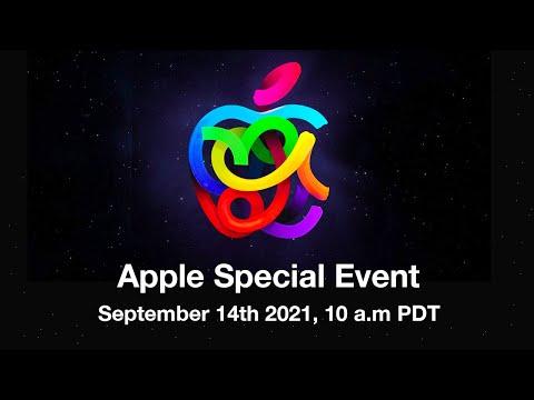 Événement Apple de septembre - À quoi s'attendre…