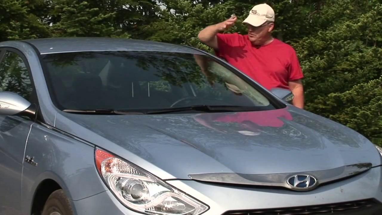 2013 Hyundai Sonata Hybrid Review