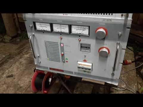 Esse CI EXC 20 - RVR 70 Watt Amplifier, Elenos T1800 Radio Arizona Hoogstede