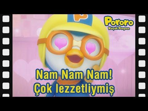 Nam Nam Nam! Çok Lezzetliymiş | Kısa Film Animasyon | Pororo Türkçe | Pororo Turkish