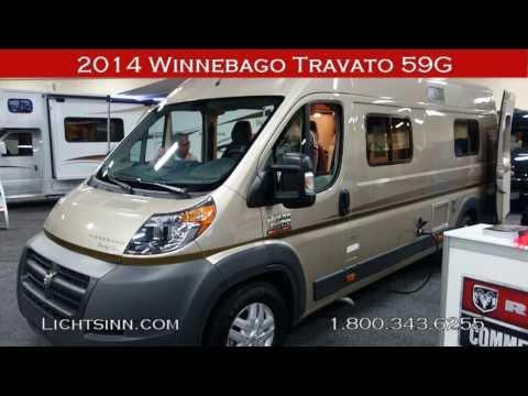 Lichtsinn.com - New 2014 Winnebago Travato 59G Motor Home Class B