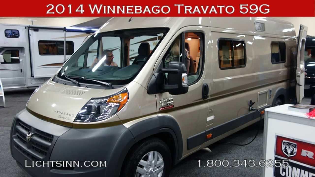 Lichtsinn Com New 2014 Winnebago Travato 59g Motor Home