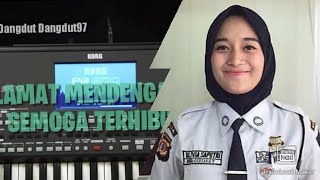 Cek sound organ dangdut