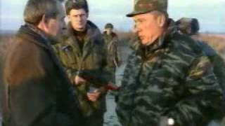 Генерал Владимир Шаманов и простой чеченец 1999