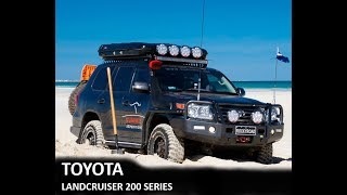 Toyota LANDCRUISER 200 Series V8 - Torque Lockup Kit & ECU/Transmission Remap