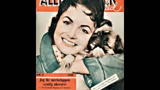 Anita Thallaug - Gule Roser (Norway - 1955)