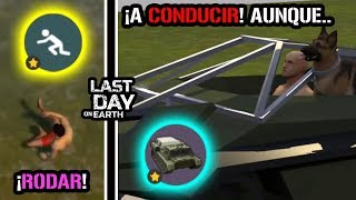 ¡POR FIN! CONSIGO CONDUCIR EL TODOTERRENO Y RODAR | LAST DAY ON EARTH: SURVIVAL