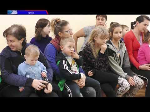 ТРК РАІ: Понад 4500 діток пільгових категорій Івано-Франківської  ОТГ отримають подарунки до дня св. Миколая